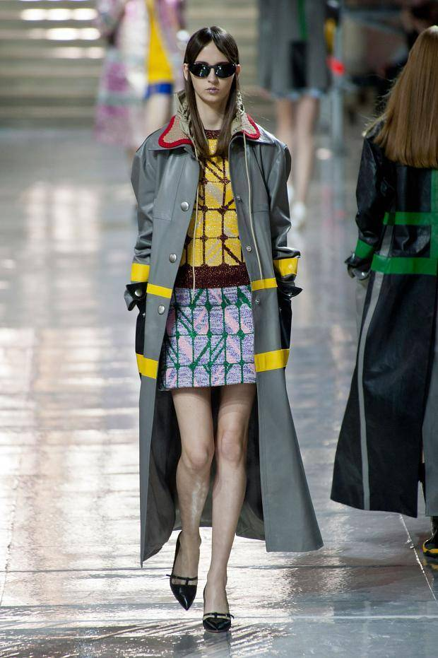 Vestidos juveniles estilo mod