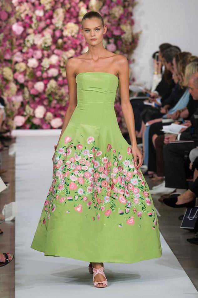 Vestidos de Moda Tendencia Primavera/Verano 2015