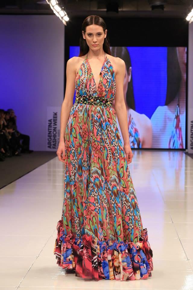 647eb9716e Vestidos Largos de Fiesta de Alta Costura Primavera Verano 2015 ...