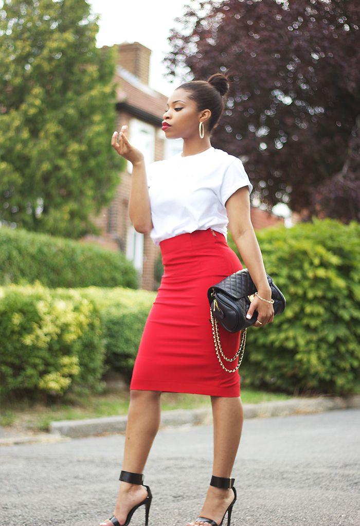 Preciosas faldas elegantes y muy femeninas para esta temporada de Otoño