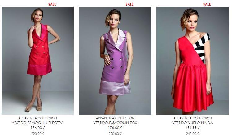 tiendas online vestidos