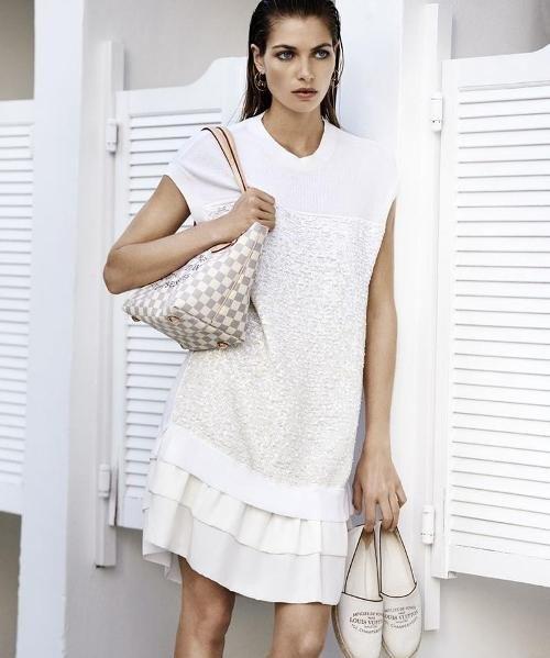 hermososo vestidos blancos