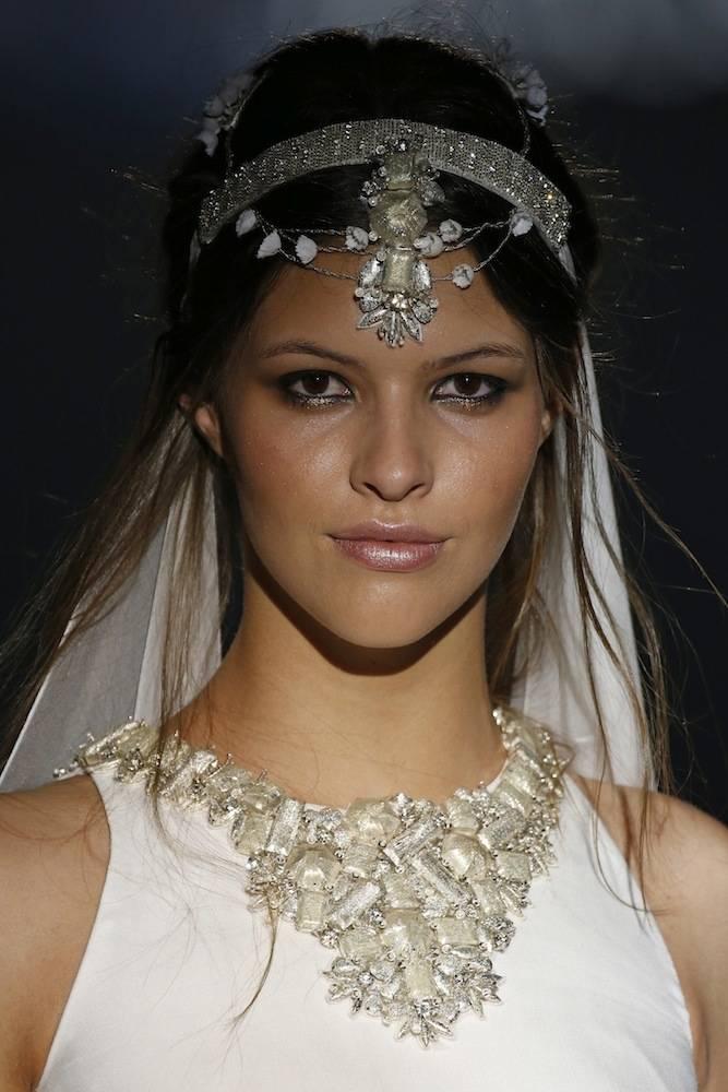 maquillaje de novia tendencia 2016