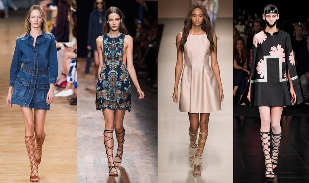 sandalias romanas primavera verano 2015