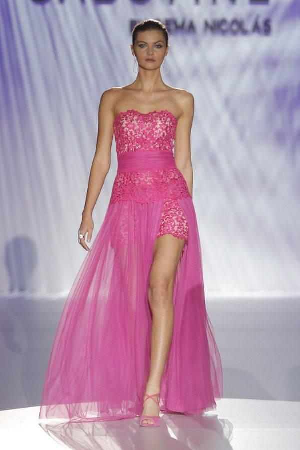 Bonito Vestidos De Fiesta Indiana Componente - Ideas de Estilos de ...