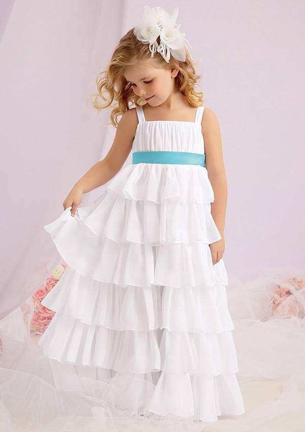 Vestidos de nina largos para boda – Hermosos vestidos