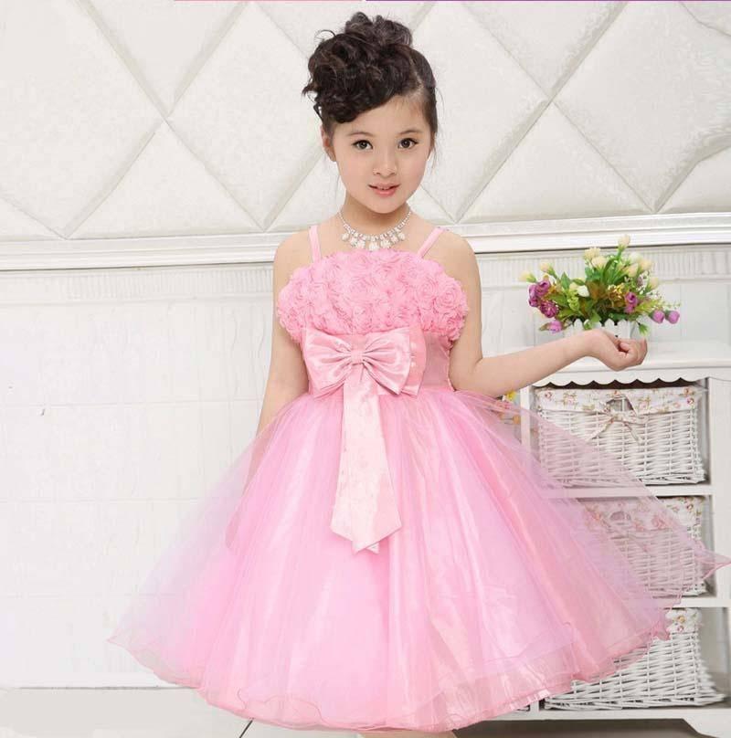 Imagenes de vestidos de fiesta para ninas pequenas – Hermosos vestidos