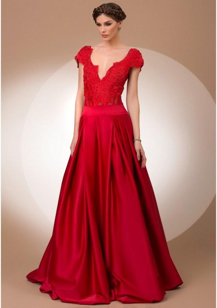 Vestidos elegantes para fiesta de dia 2015