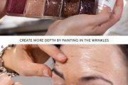 10 Fáciles tutoriales de espeluznantes maquillajes para Halloween