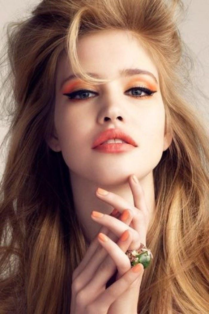 maquillaje otoño invierno