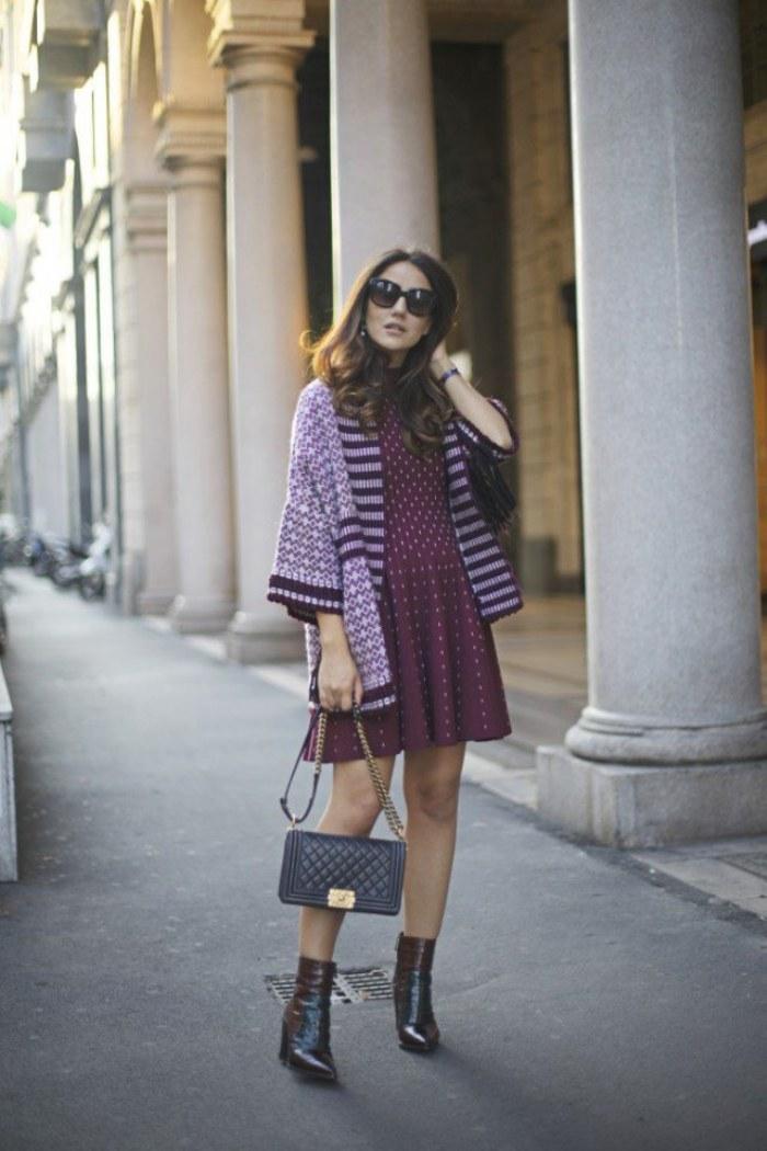ropa diaria otoño
