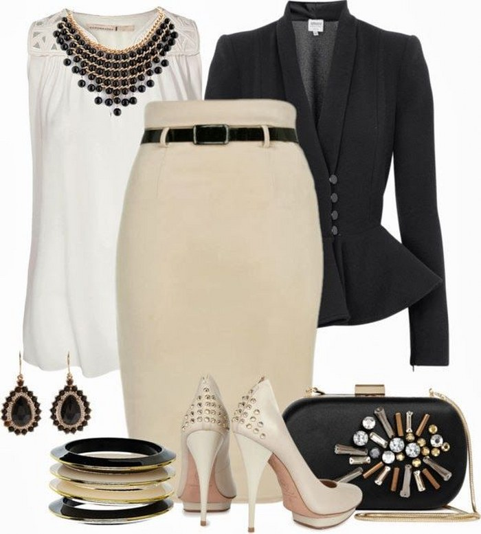 outfits formal mujeres