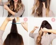 Peinados fáciles y rápidos para hacer en menos de 5 minutos