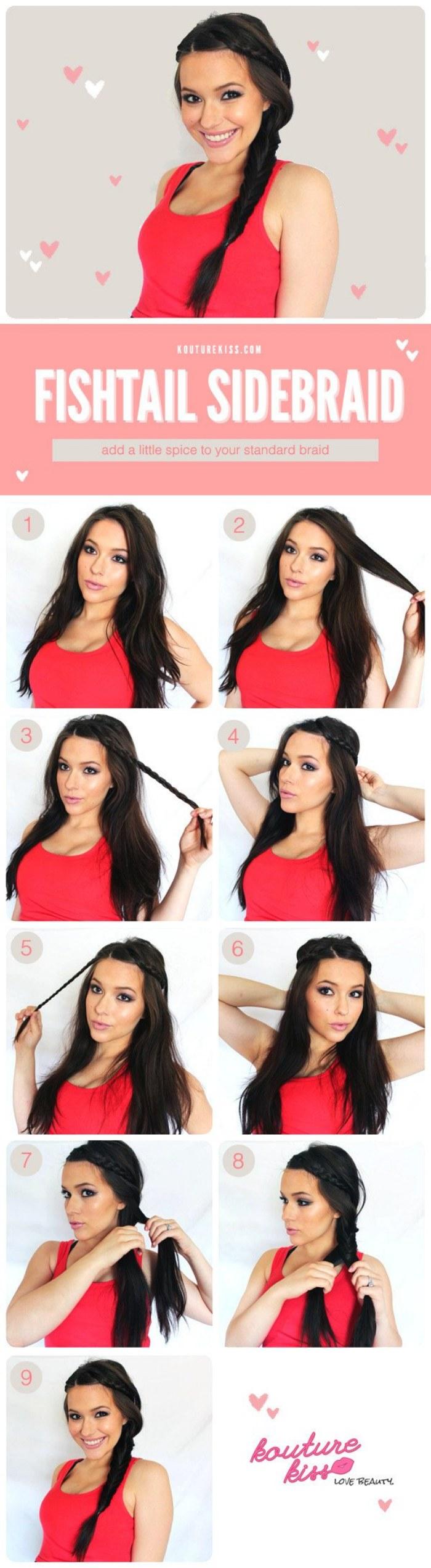 peinados faciles rapidos