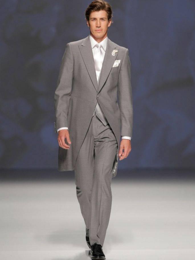 trajes de novios modernos 2015
