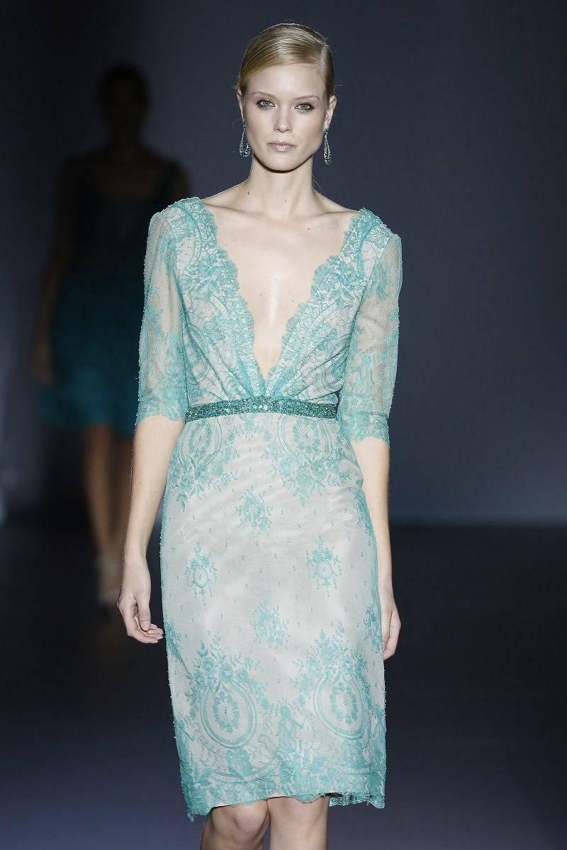 Vestidos de Madrina para Bodas Religiosas Moda 2015 | AquiModa.com
