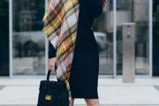 Las mejores maneras para vestir tus Outfits con bufandas para el Otoño e Invierno