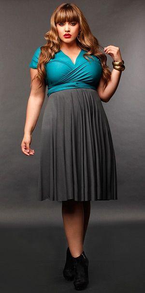 Hermosos Vestidos Cortos Para Chicas Rellenitas Aquimoda Com
