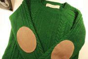Lindas y fáciles ideas de DIY para decorar prendas de Otoño e Invierno