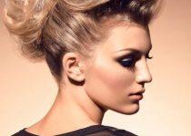 peinado faux hawk