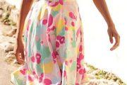 Vestidos floreados cortos: Lista para el día