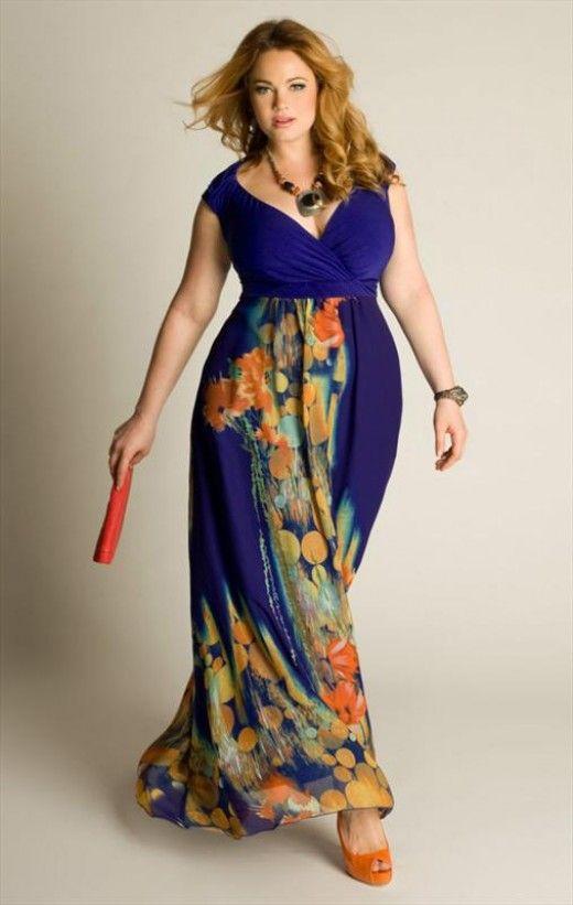 Modelos de vestidos floreados para fiesta