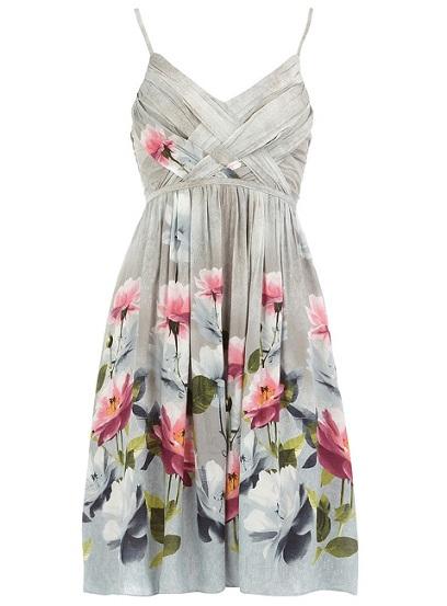 vestidosfloreados