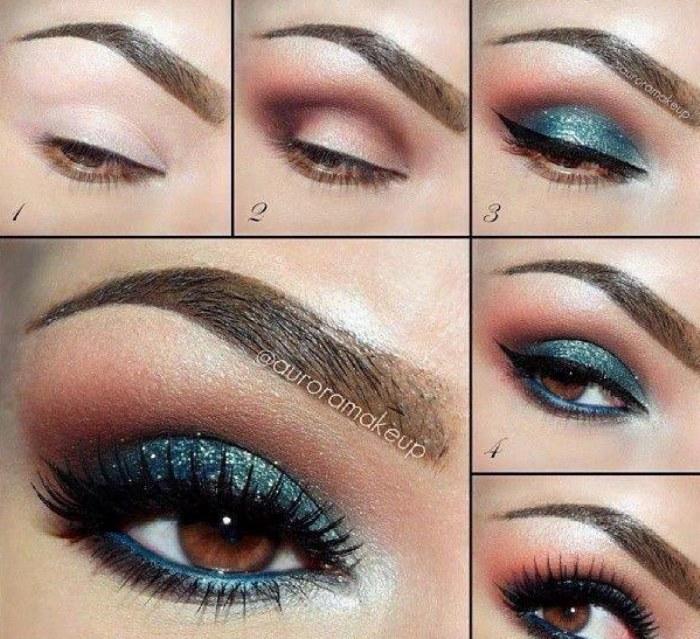maquillaje ojos tutorialr