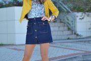 Maneras de Vestir el color Mostaza en el Otoño 2015