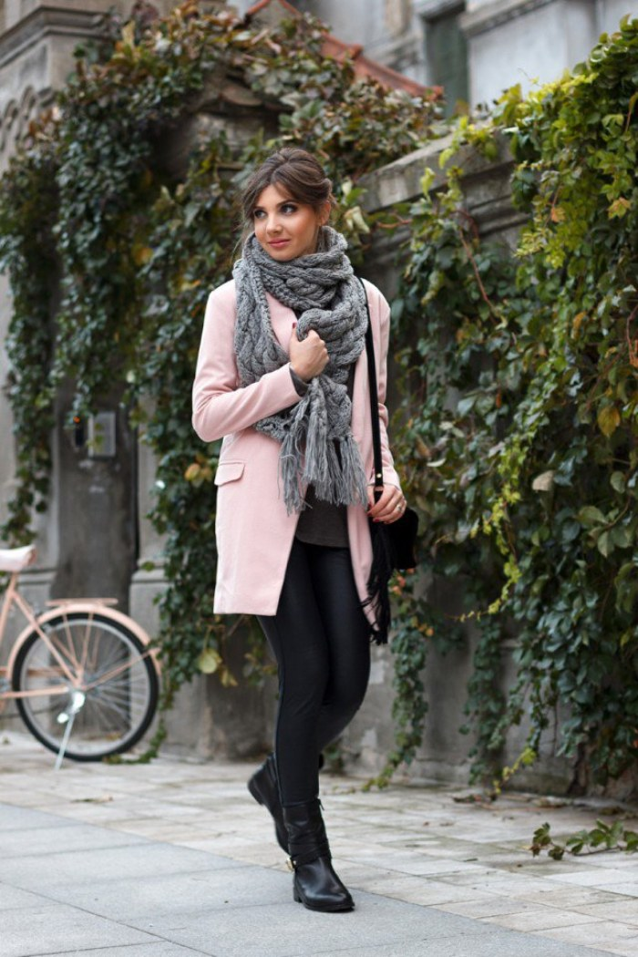 color gris moda