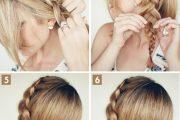 5 Peinados fáciles y rápidos de hacer para las fiestas de Diciembre