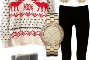 Combinaciones de Outfits casuales por Polyvore para el Invierno 2015