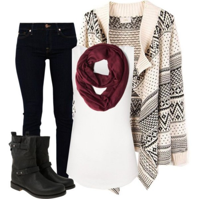 polyvore outfits otoño