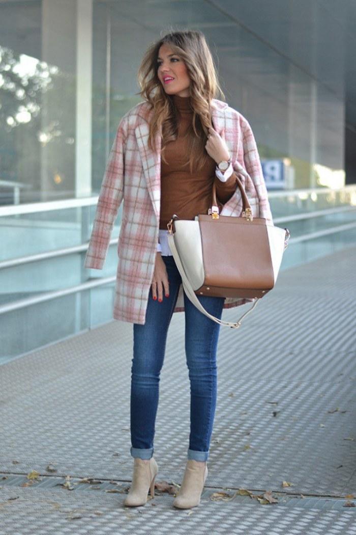 ropa tartan moda
