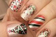 Hermosos Diseños para Uñas de Navidad – Parte 2
