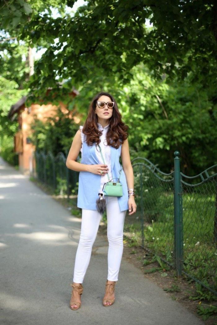 moda celeste ropa