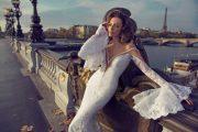Hermosa colección de Vestidos para Novias por Dimitrus Dalia 2016
