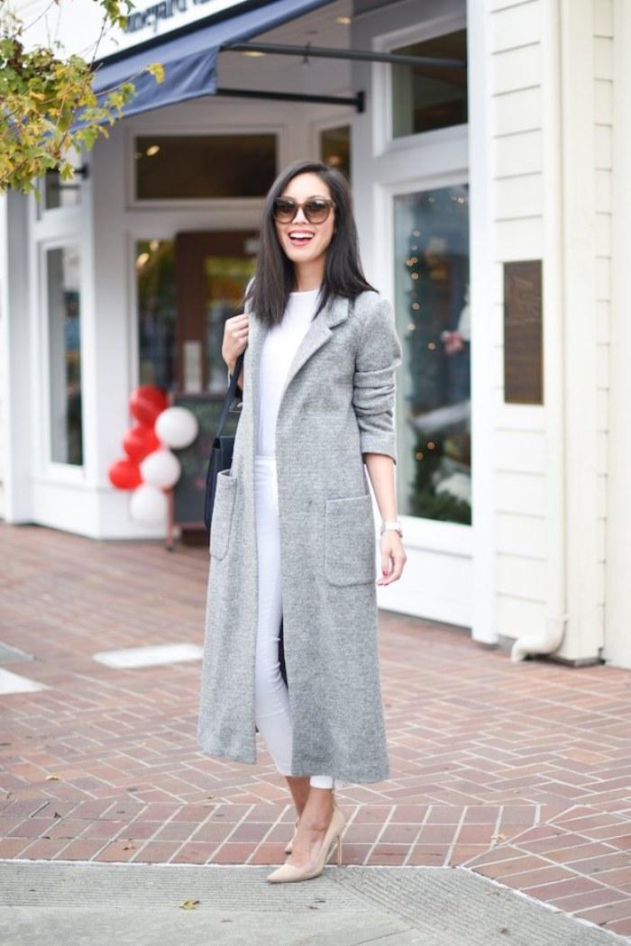 abrigos largos moda