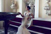 "Hermosa colección ""White Heart"" en Vestidos de Novias por Nurit Hen 2016"