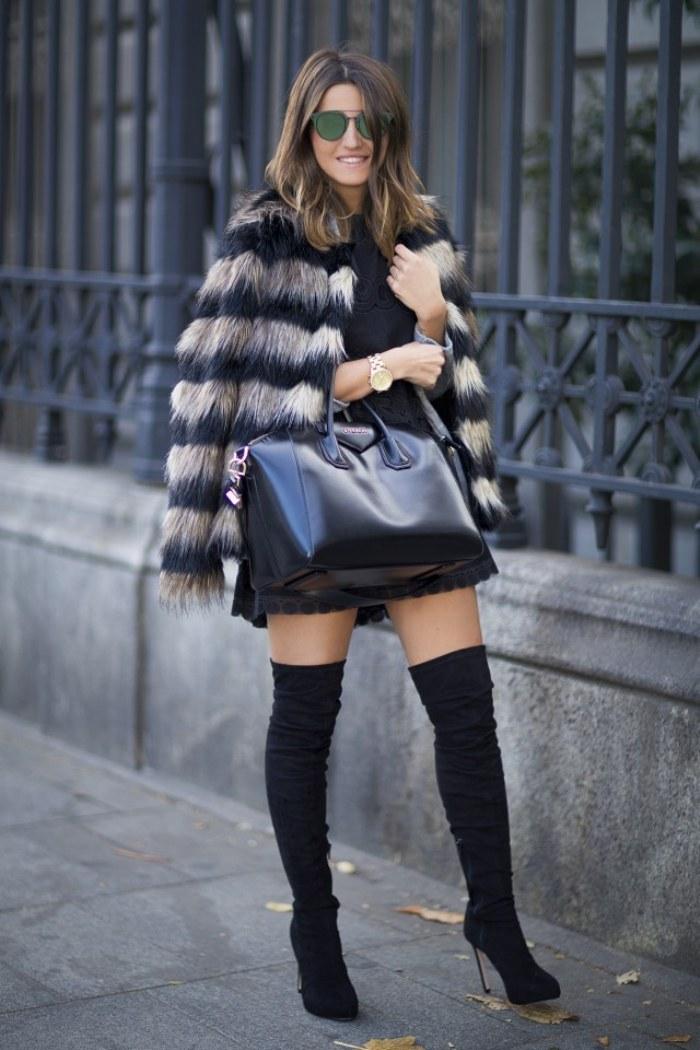 outfits moda invierno