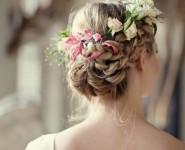 10 Hermosas ideas de peinados para Novias para Primavera 2016