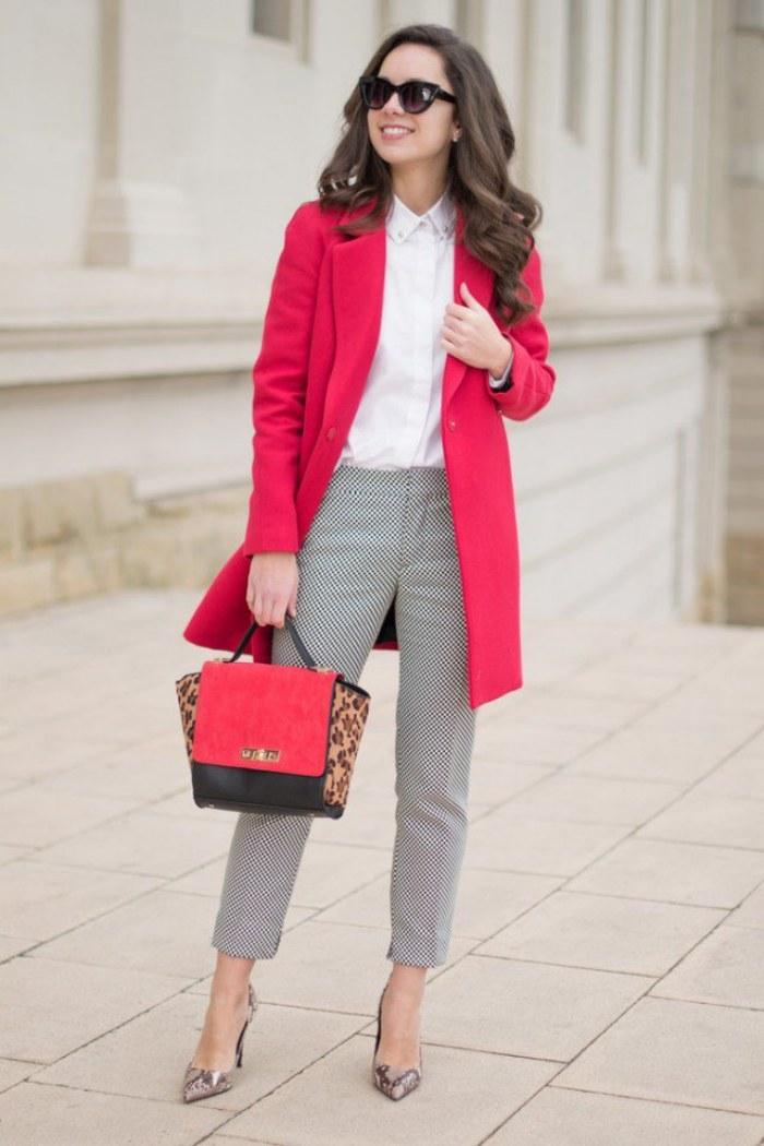 outfits trabajar invierno