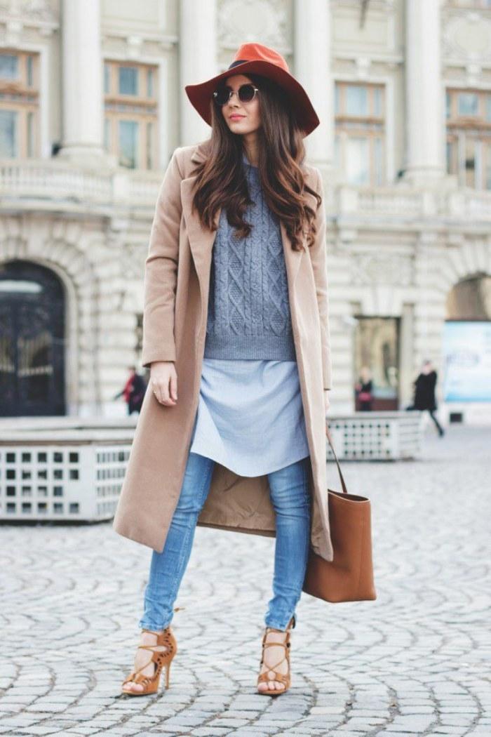sombreros moda invierno