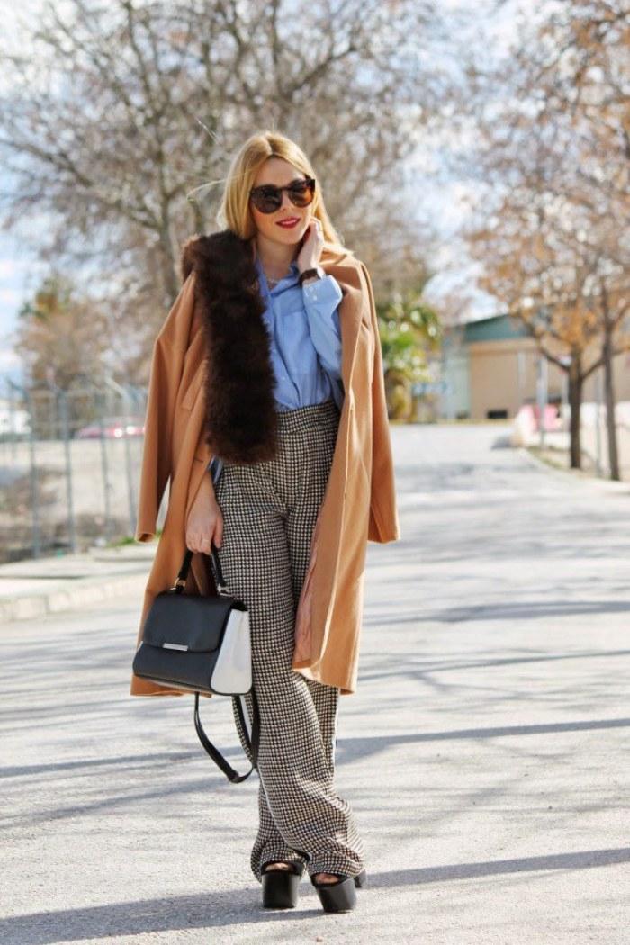 outfits invierno oficina