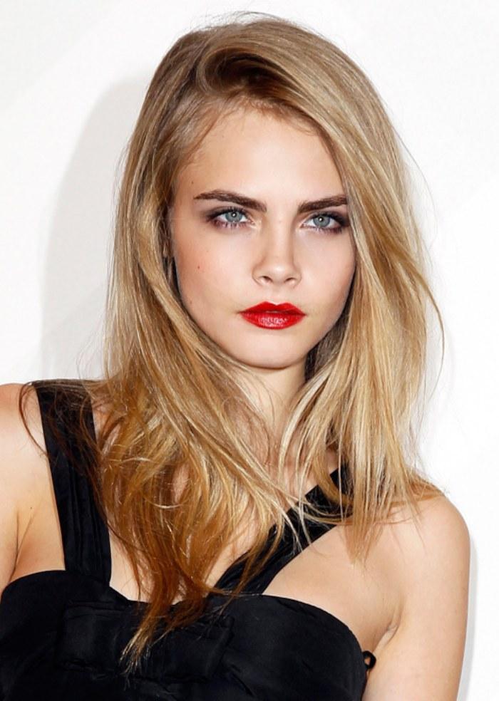 color labios rojo