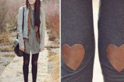 Decora tu ropa con corazones con estas ideas DIY para San Valentín 2016