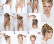 10 tutoriales paso a paso de peinados fáciles y rápidos por hacer