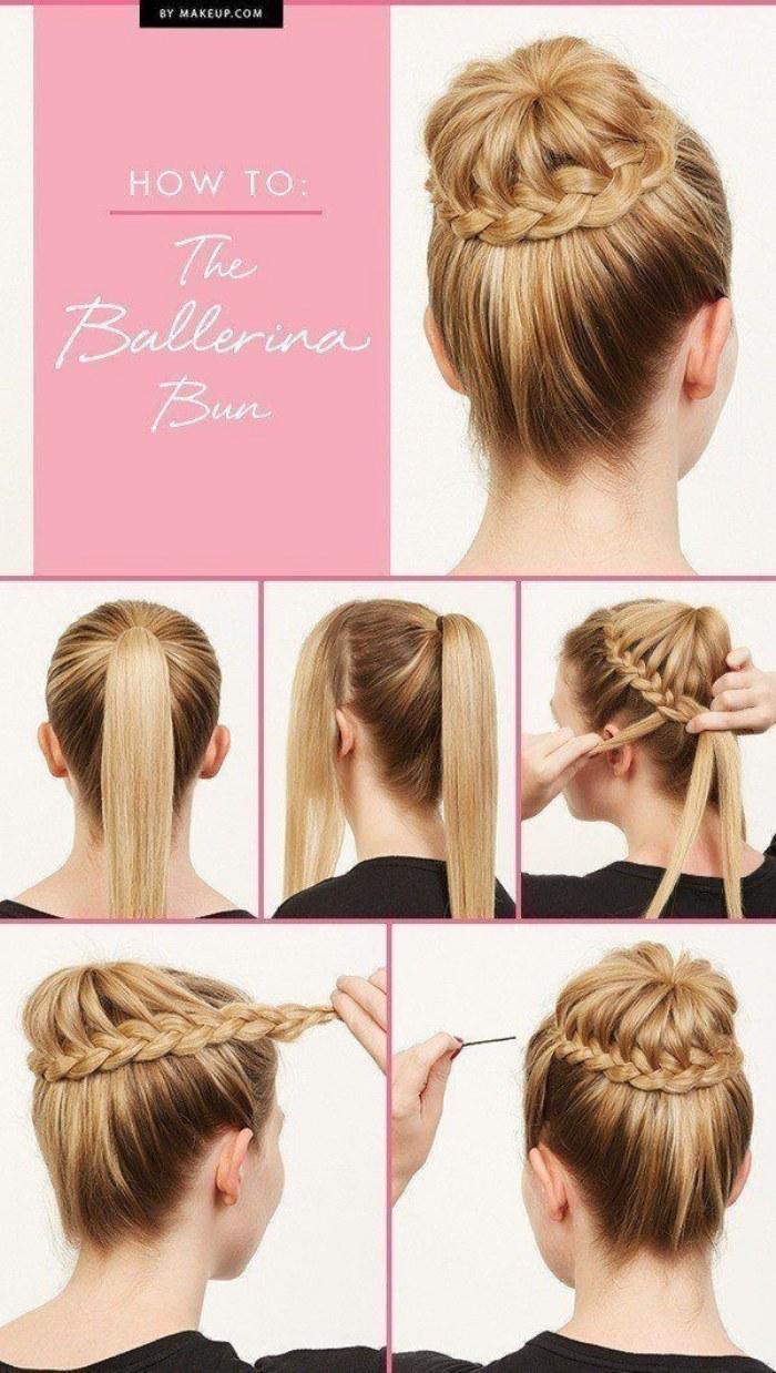 Exquisito peinados paso a paso Imagen de cortes de pelo consejos - 10 tutoriales paso a paso de peinados fáciles y rápidos ...