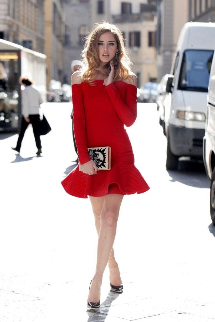 vestido rojo valentin