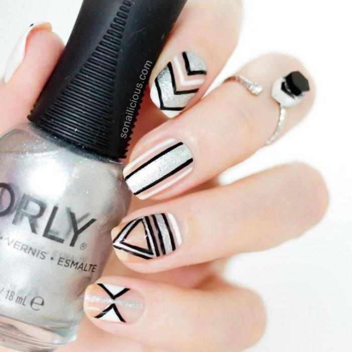 diseños uñas moda